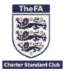 The FA Charter Standard Club Logo